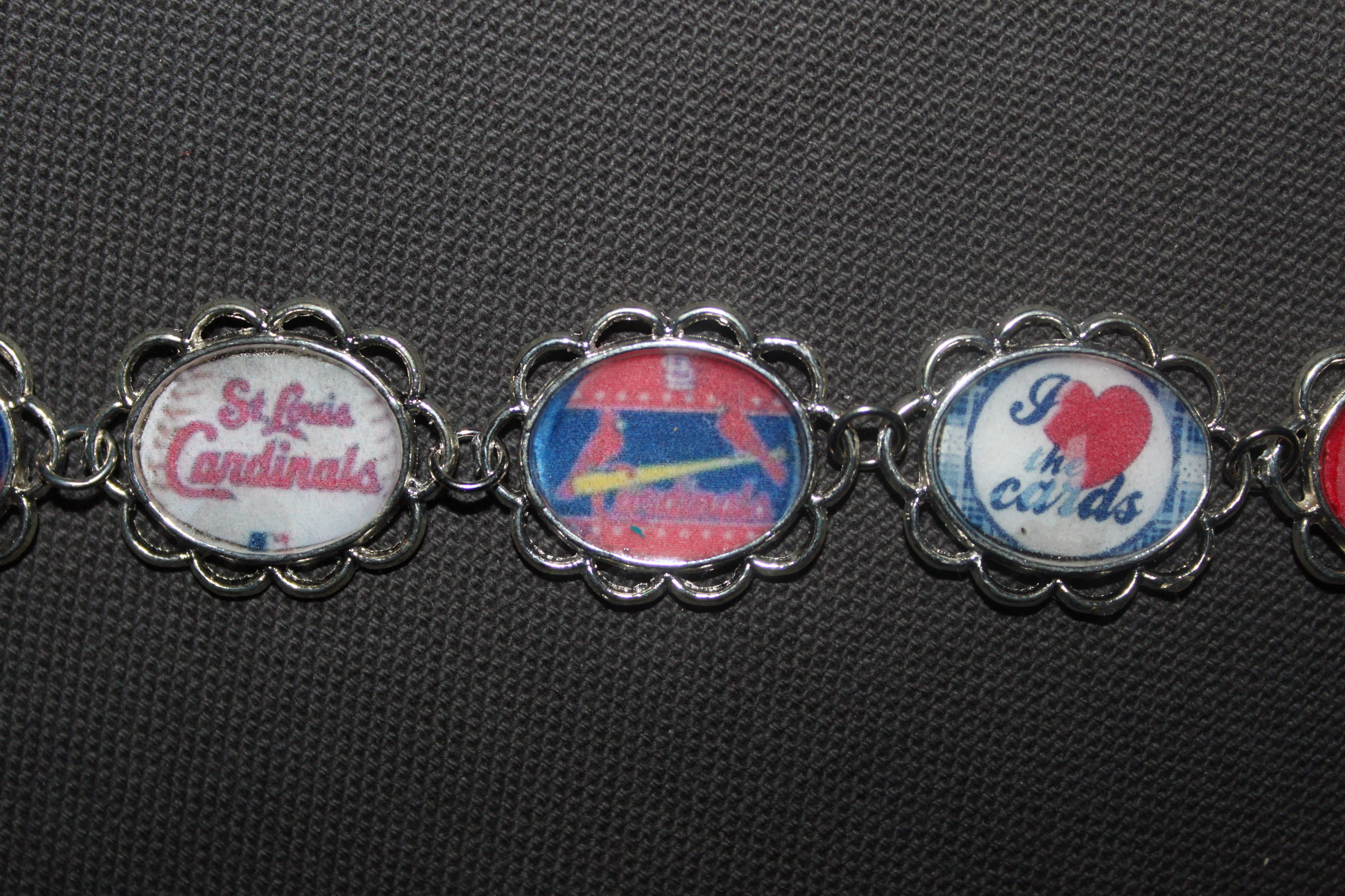 St Louis Cardinals Images Bracelet For Her Hd Wallpaper And Background Photos