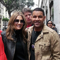 Stanathan&Jon Huertas - nathan-fillion-and-stana-katic photo