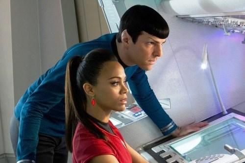 तारा, स्टार Trek into darkness