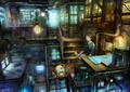 Steampunk - writing photo