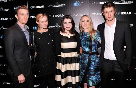 Stephenie Meyer- 'The Host' Screening