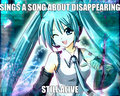 Still alive - hatsune-miku fan art