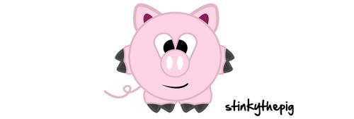 Stinky The Pig
