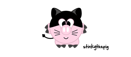 Stinky The Pig