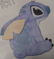 Stitch - drawing photo