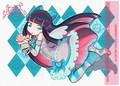 Stocking - panty-and-stocking-with-garterbelt fan art