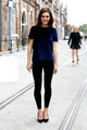Street Style Day 1 - MBFWA S/S 2013 - phoebe-tonkin photo