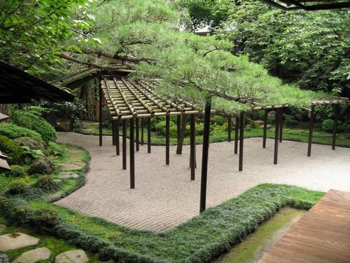 Japanese garden in SUMIYA Shimabara,Kyoto,Japan 2014 | garden path ...