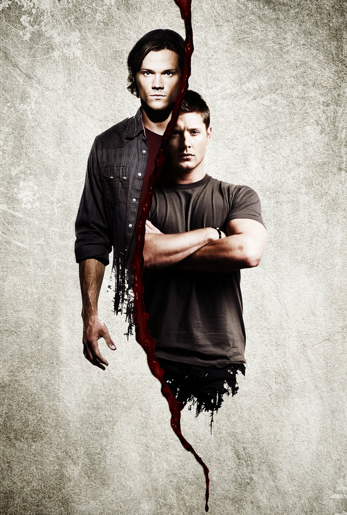 Supernatural-Poster-jared-padalecki-and-