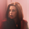 The Good Wife photo probably with a portrait titled TGW