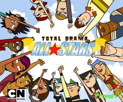 TOTAL DRAMA ALL STARS!