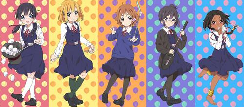Tamako Market Girls