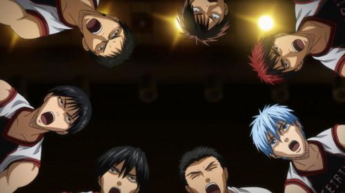 Kurokos Basket Fond Decran Entitled Team Seirin