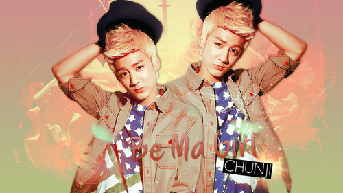 Teen top backgrounds!