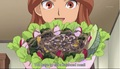Tenma, Endou, and Natsumi's horrible food TT~TT