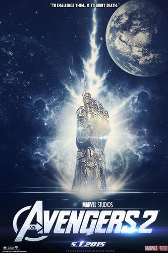 The Avengers 2 (FANMADE) Teaser Poster v2