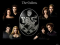 The Cullens & Hale's - twilight-couples photo