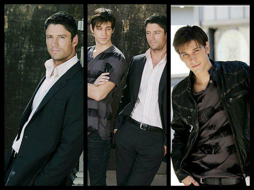 The DiMera Brothers