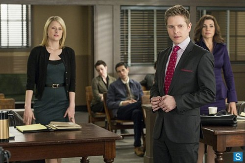 The Good Wife - Episode 4.21 - A Mehr Perfect Union - Promotional Fotos