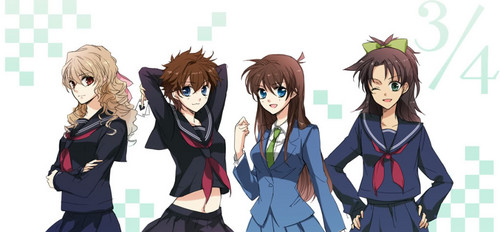 The Gosho Boys-I mean-Girls