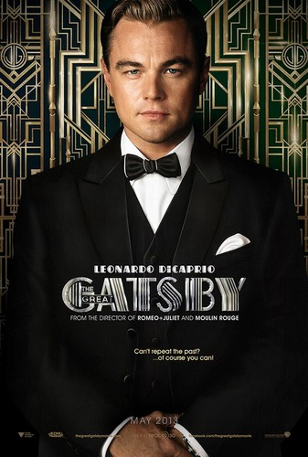 The Great Gatsby Character Poster