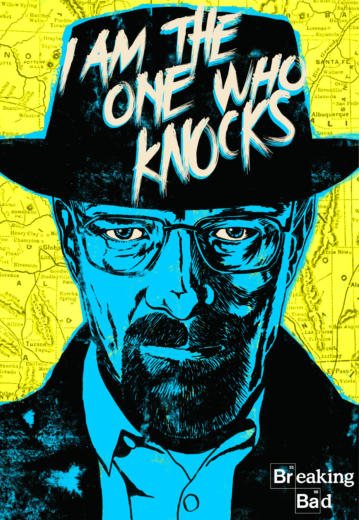 the heisenberg breaking bad fan art 34183875 fanpop