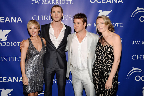 The Inaugural Oceana Ball Hosted oleh Christie's