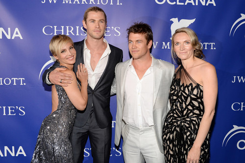 The Inaugural Oceana Ball Hosted sejak Christie's