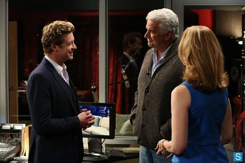 The Mentalist - Episode 5.20 - Red Velvet cupcakes - Promotional Pictures