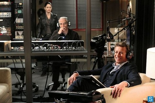 The Mentalist - Episode 5.20 - Red Velvet cupcake - Promotional Pictures