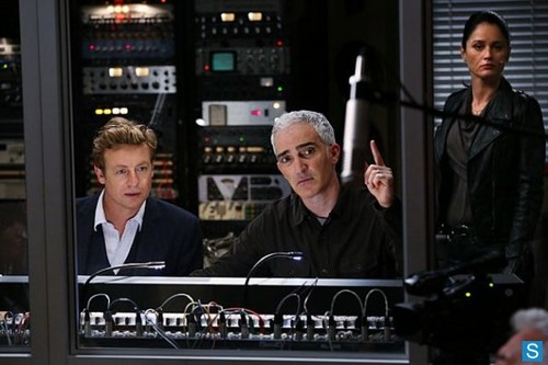 The Mentalist - Episode 5.20 - Red Velvet Капкейки - Promotional Pictures