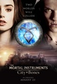The Mortal Instruments: City of Bones Poster - jace-and-clary photo