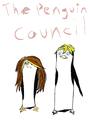 The Penguin Council: Madi and Cam - fans-of-pom fan art