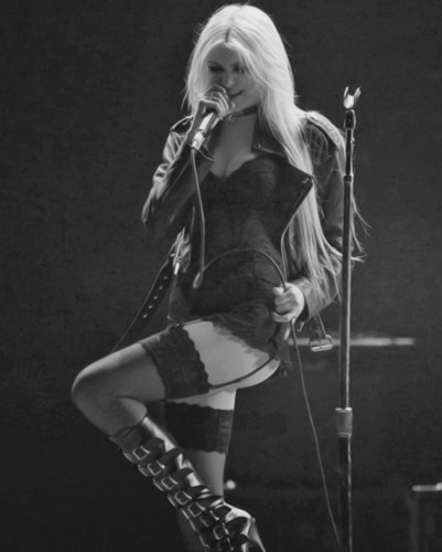 The Pretty Reckless-Band