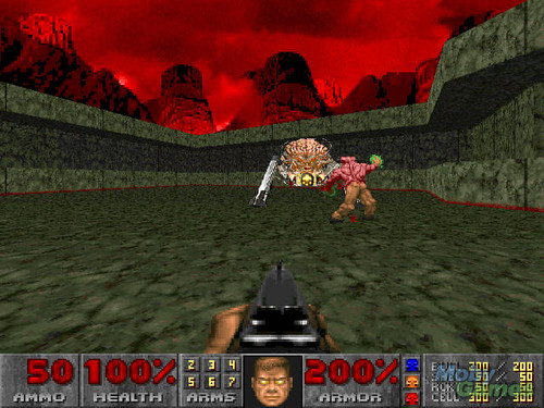 DOOM Wallpaper Called The Ultimate Screenshot