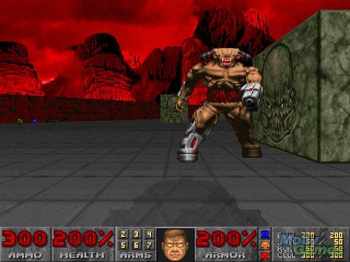 The Ultimate DOOM screenshot