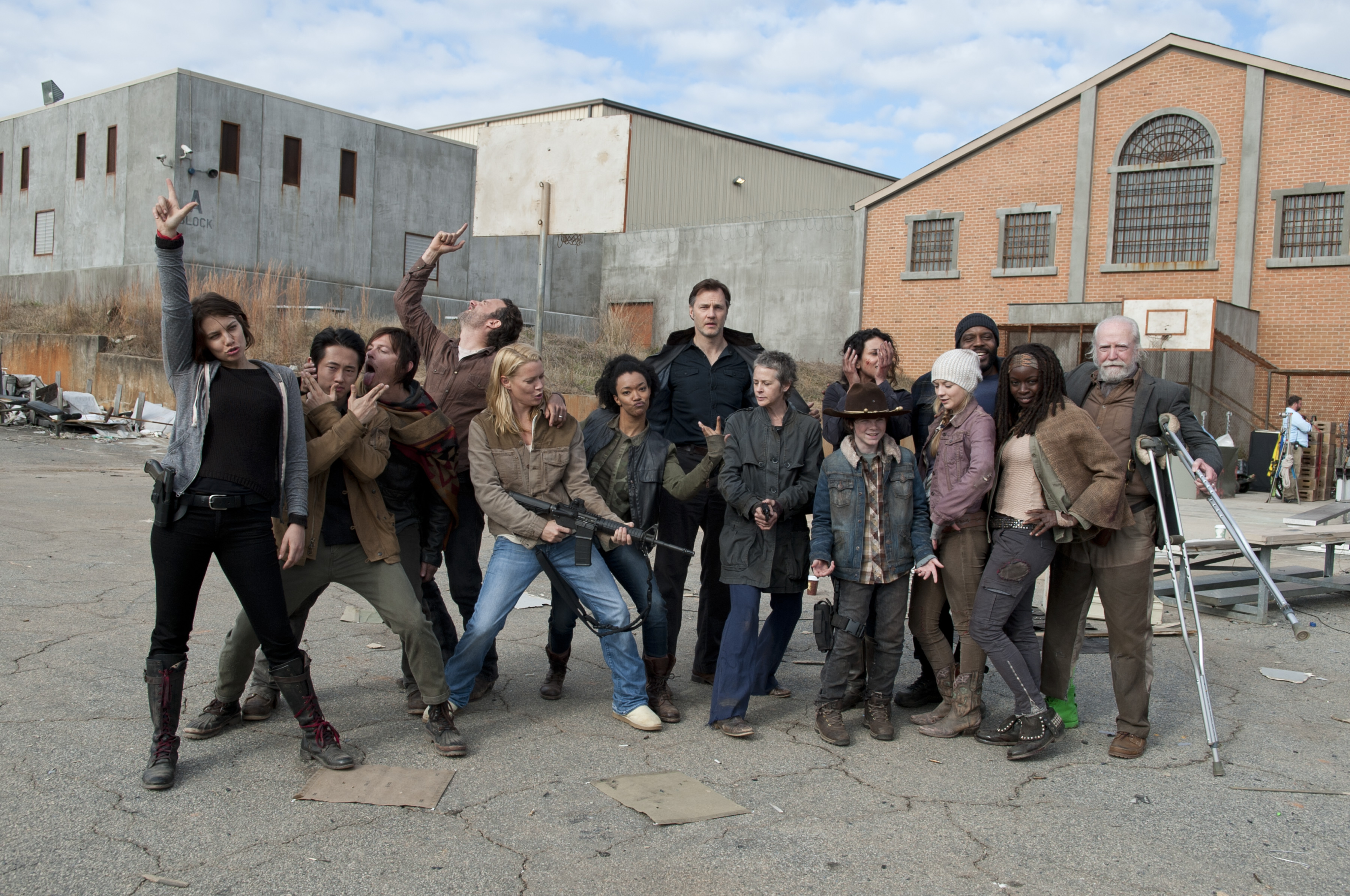 The walking dead the walking dead 3x16 welcome to the tombs