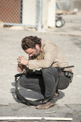 The Walking Dead پیپر وال called The Walking Dead - 3x16 - Welcome to the Tombs