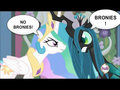 The fight - my-little-pony-friendship-is-magic fan art