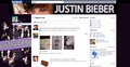 Theme for Facebook Justin Bieber - justin-bieber fan art