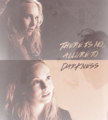 There's no allure to darkness - caroline-forbes fan art