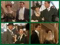 Titanic Characters: Cal & Ruth