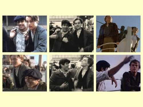 Titanic Characters: Jack & Fabrizio