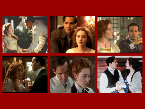 titanic Characters: Rose & Cal