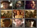 Titanic characters: 3rd class passengers - titanic fan art