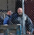 Tom On Set 'Animal Rescue' - tom-hardy photo