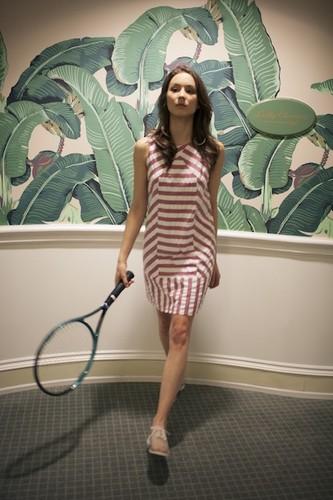 Troian modelle for Rachel Antonoff