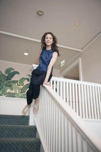 Troian Models for Rachel Antonoff