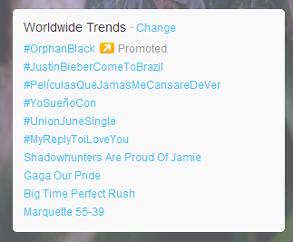 "Twitter Trend: ""Shadowhunters Are Proud Of Jamie"""
