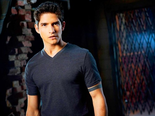 Tyler Posey wallpaper possibly containing a leisure wear entitled Tyler Posey